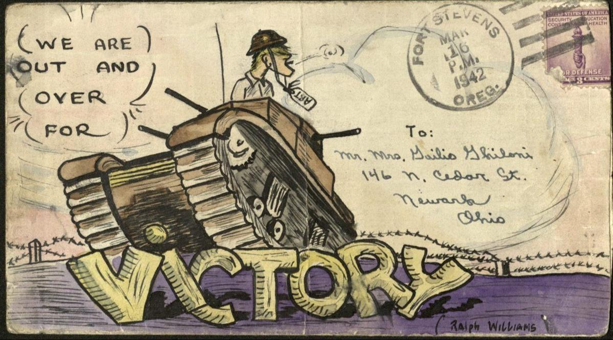 Illustration for WWII