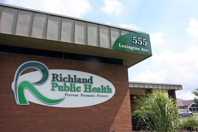 Richland Public Health building
