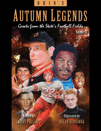 Ohio's Autumn Legends Volume II book cover
