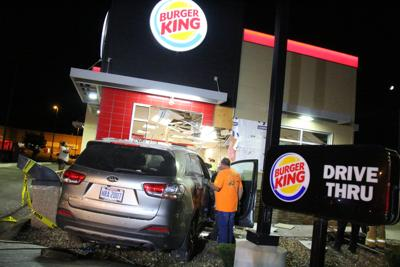 Burger King accident