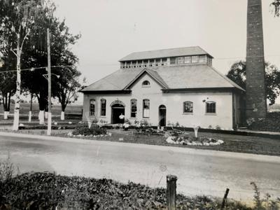 Ashland Water Works in 1895
