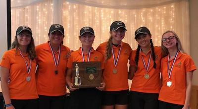 Ashland Girls Golf Team