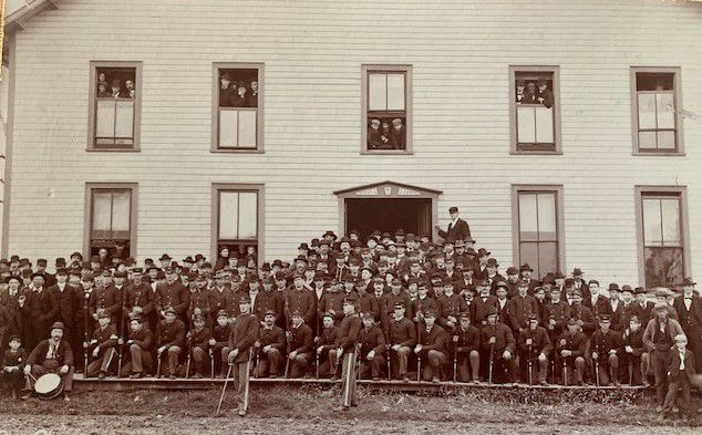 Ashland County Soldiers