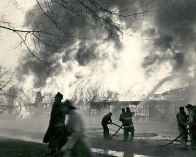Flxible fire 1947