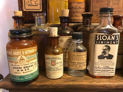 Home remedies were a health quest in Ashland County a