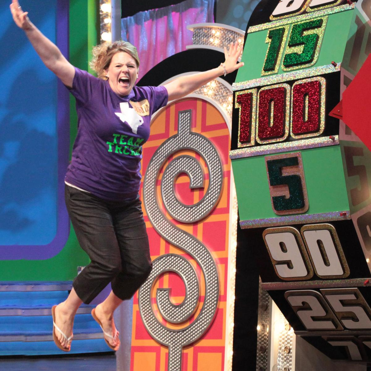 Price is Right Live winner