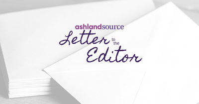 Ashland Source Letter to the Editor logo