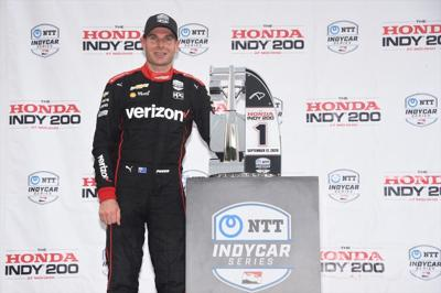 Will Power wins Mid-Ohio 2020