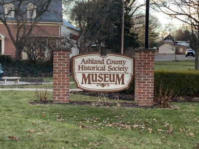 Ashland County historical society