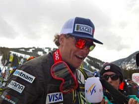 Third in downhill, American Nyman said comeback started at Highlands