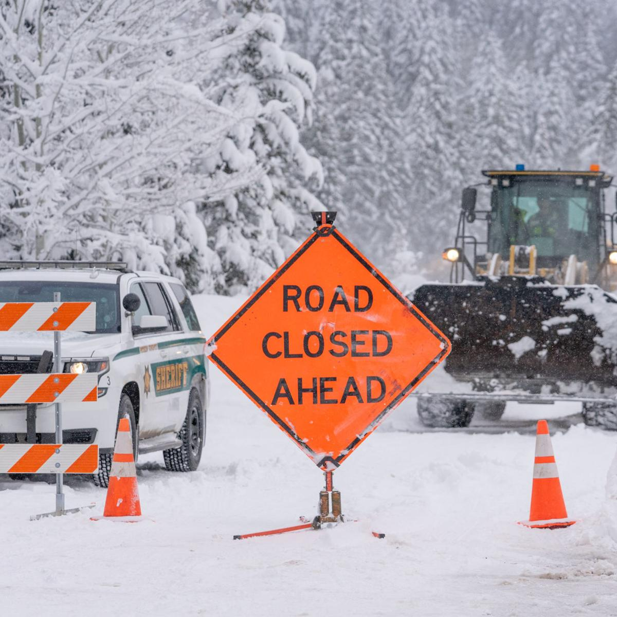 Castle Creek Road reopens after being buried by avalanche