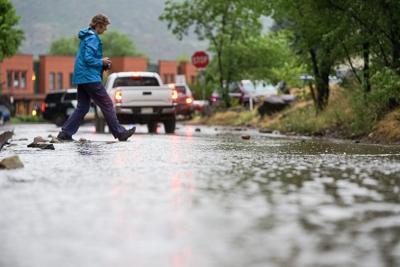 Rain wreaks havoc on Lake Christine burn scar