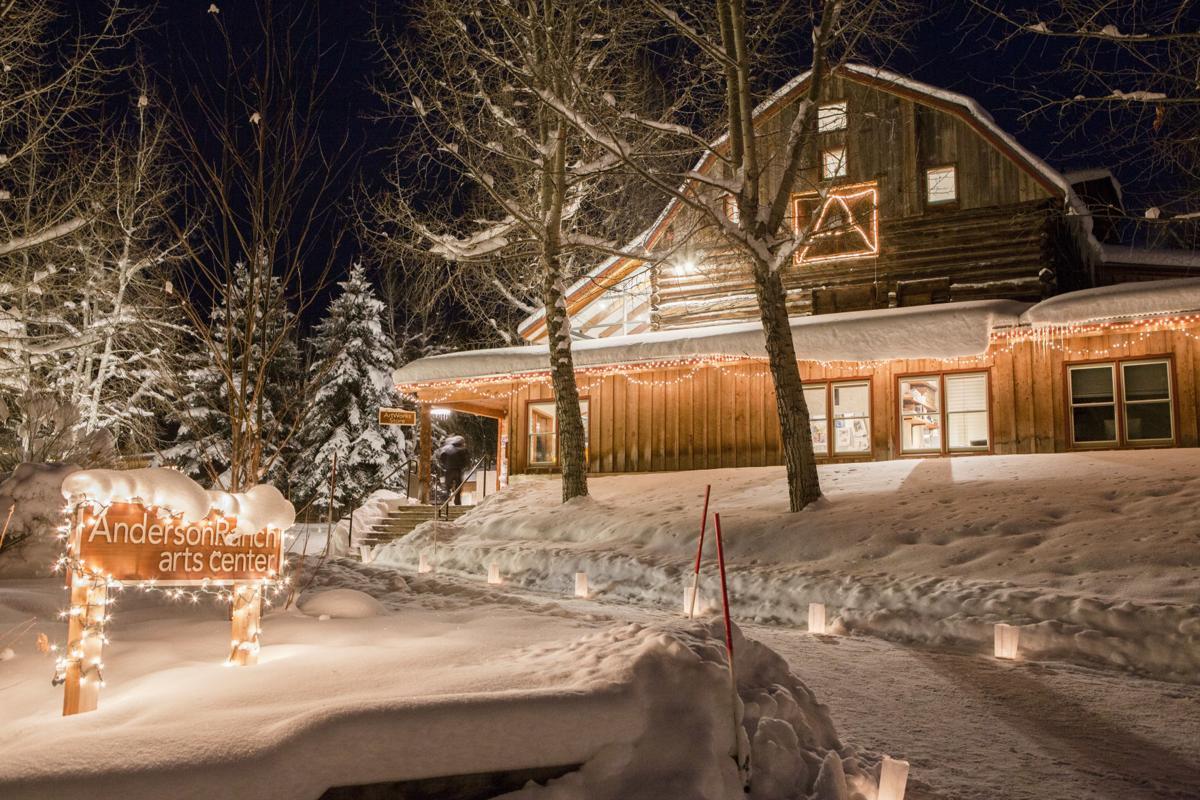 Anderson Ranch winter