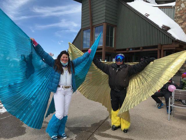 Ski costumes