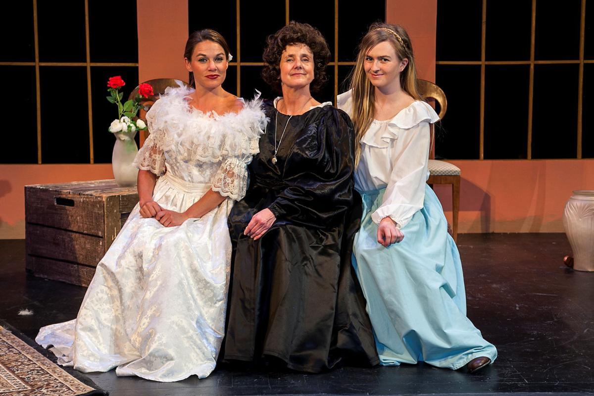 The Ladies of the Camellias