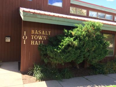Basalt town hall