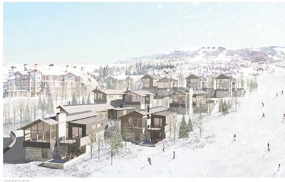 Snowmass rendering