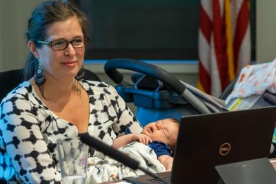 Pitkin County Commissioners opt for 12 weeks of paid leave for new parents
