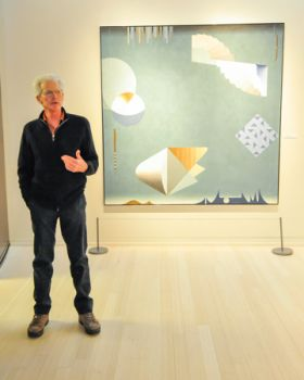 Institute focuses on Bayer artwork, opens retrospective show