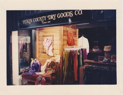 Pitkin County Dry Goods: Half a century of mom-and-pop