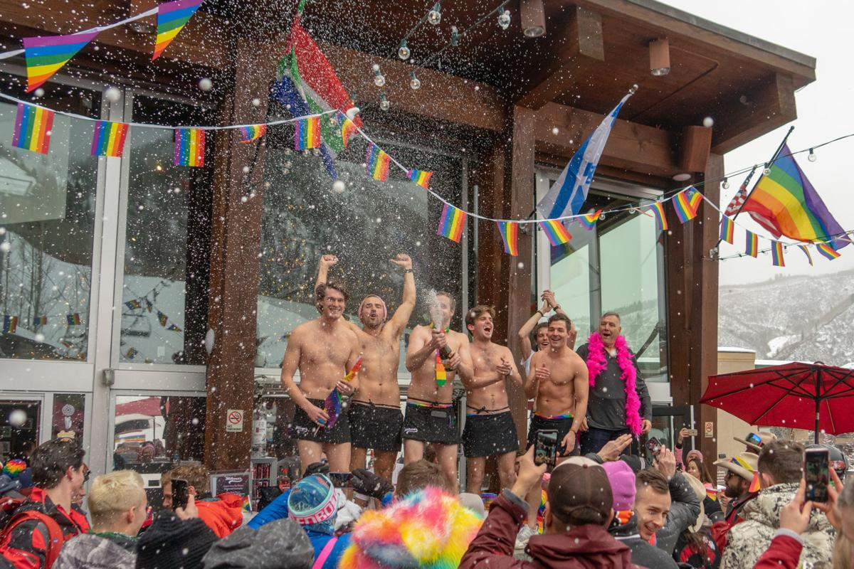 Photos: Gay Ski Week in Aspen