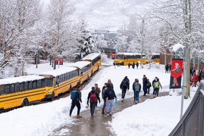 Aspen schools bus image