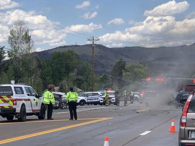 Holland Hills crash