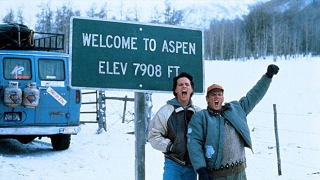 Aspen extreme scene