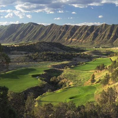 Lakota golf course