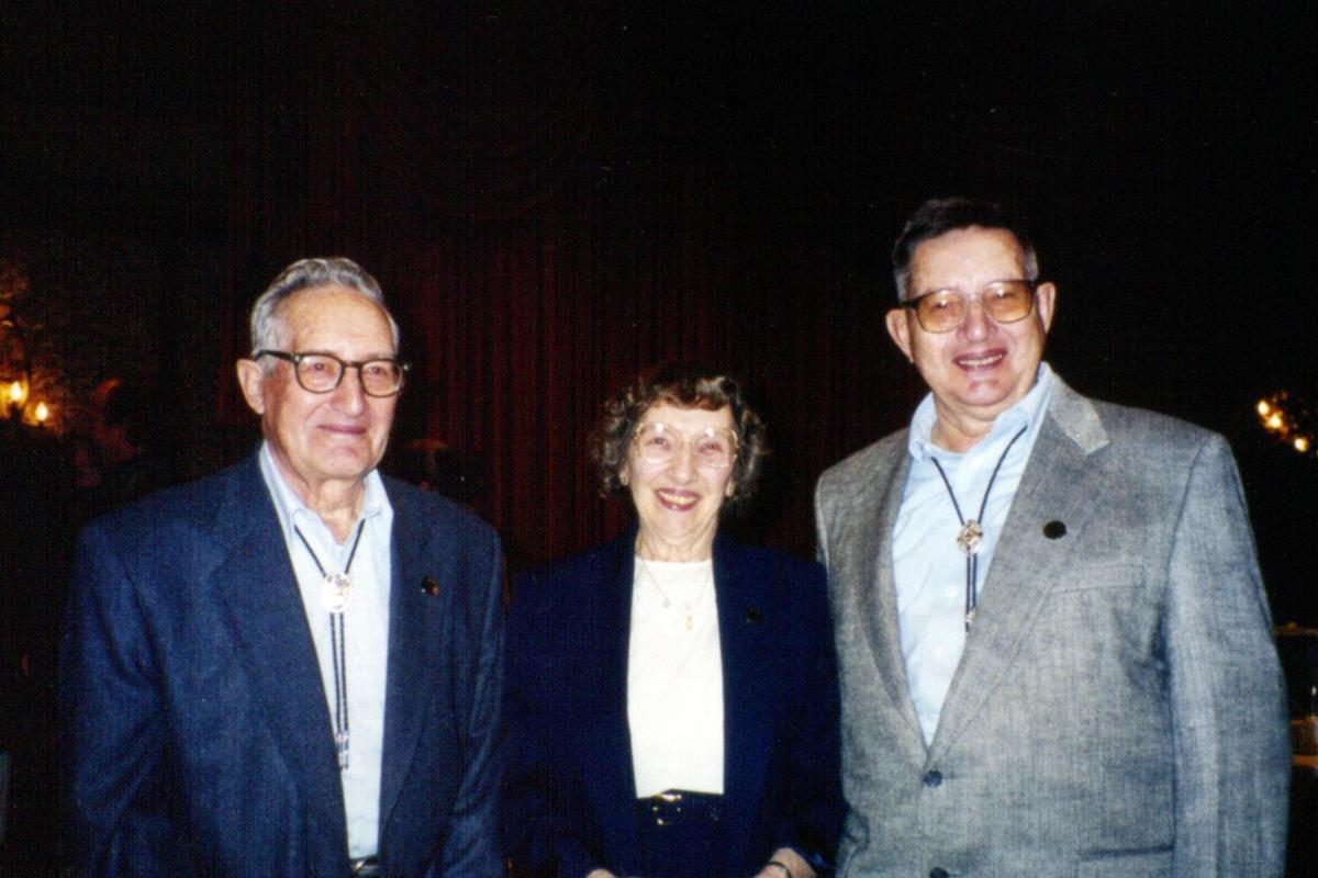 Aspen Hall of Fame Banquet, 1998