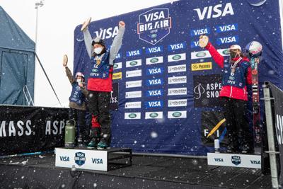 Women's freeski World Championship Big Air #3