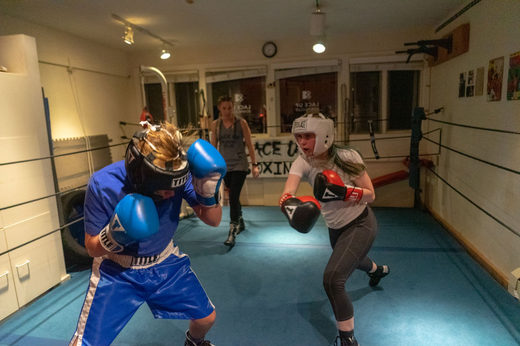 Boxing events to be held in jean robert s gym lobby news