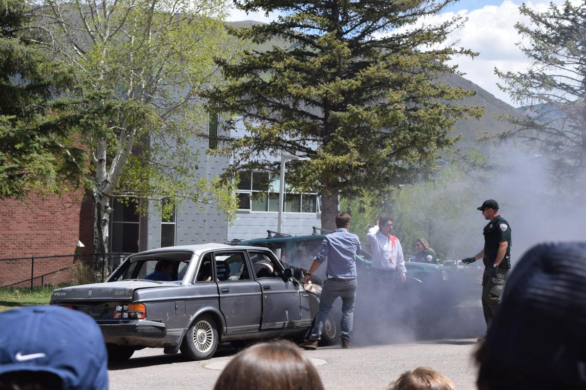 Mock crash takes aim at bad choices on prom night | News ...