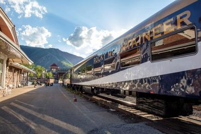 glenwood train