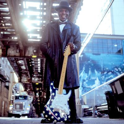 Buddy Guy from the top