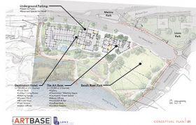 Lowe submits outline for Basalt riverfront parcel hotel development