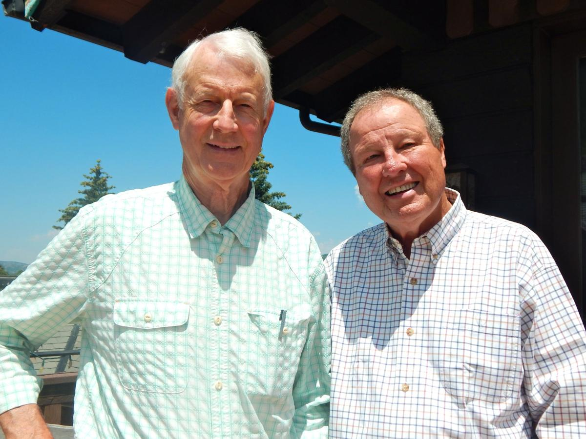 Jim Light and Jim Chaffin