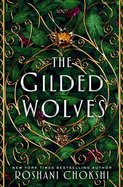 """Book Review """"The Gilded Wolves"""" by Roshani Chokshi"""