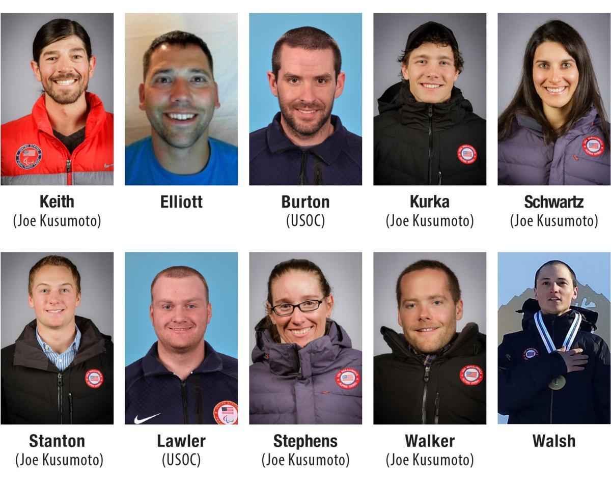 2018 Paralympians