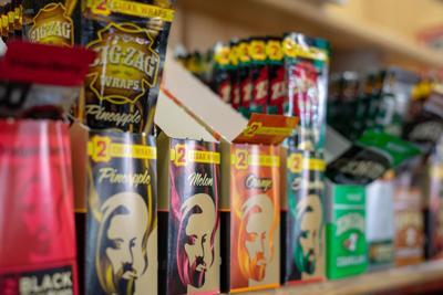 Flavored tobacco