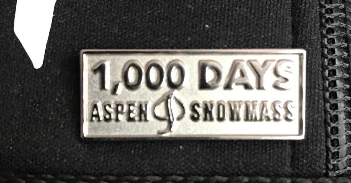 1000-day pin
