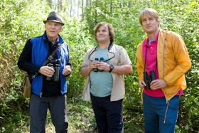 The birdman of Snowmass goes Hollywood