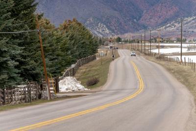 McLain Flats road