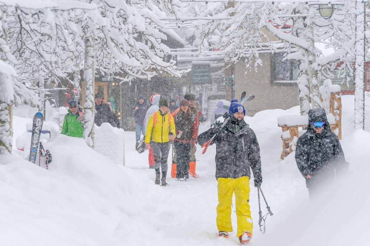 Powder snowmass