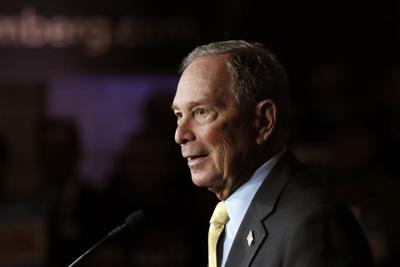 Election 2020 Michael Bloomberg