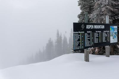 Aspen Mountain shutdown
