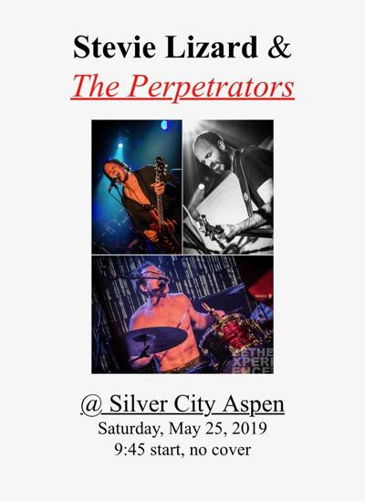 Stevie Lizard &  The Perpetrators