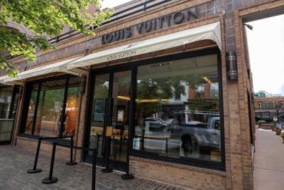 Burglary Vuitton