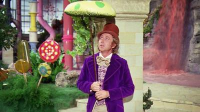 Willy Wonka drive in