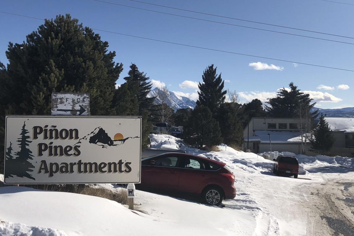 Pinon pine apartments